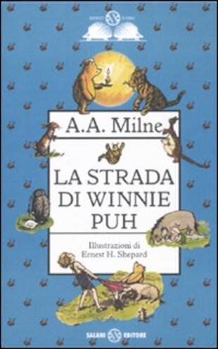 copertina La strada di Winnie Puh