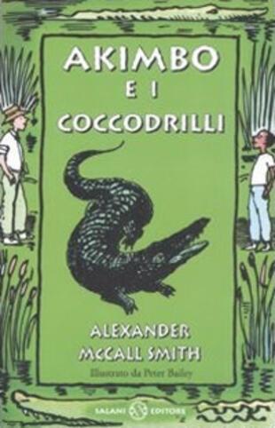 copertina Akimbo e i coccodrilli