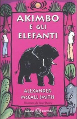 copertina Akimbo e gli elefanti