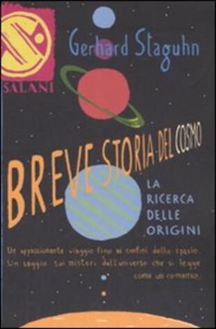 copertina Breve storia del cosmo