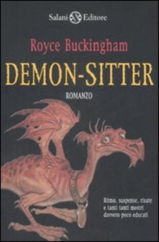 copertina Demon-sitter
