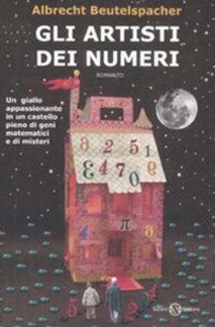 copertina Gli artisti dei numeri