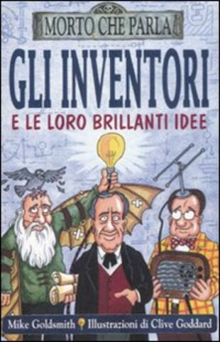 copertina Gli inventori e le loro brillanti idee