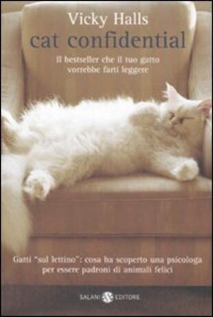 copertina Cat confidential
