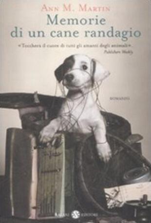 copertina Memorie di un cane randagio