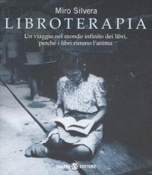 copertina Libroterapia