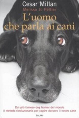 copertina L'uomo che parla ai cani