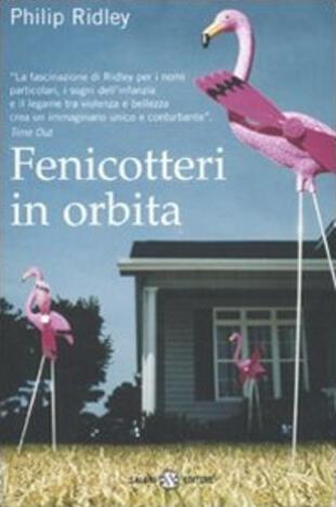 copertina Fenicotteri in orbita