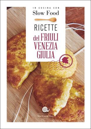 copertina Ricette del Friuli Venezia Giulia