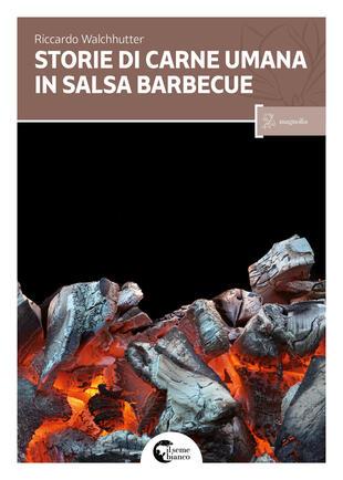 copertina Storie di carne umana in salsa barbecue