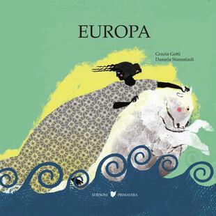 copertina Europa. Ediz. illustrata