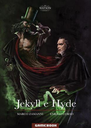 copertina Jekyll e Hyde