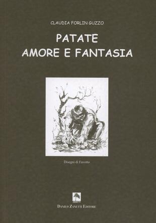copertina Patate amore e fantasia