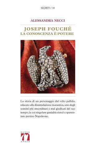 copertina Joseph Fouché. La conoscenza è potere