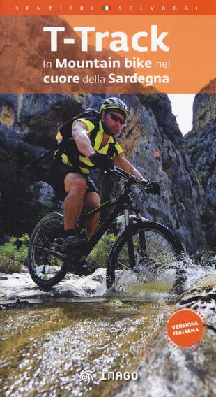 copertina T-Track. In mountain bike nel cuore della Sardegna