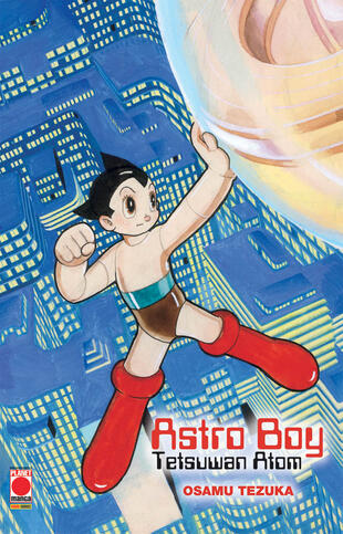 copertina Astro Boy. Tetsuwan Atom. Vol. 1-5
