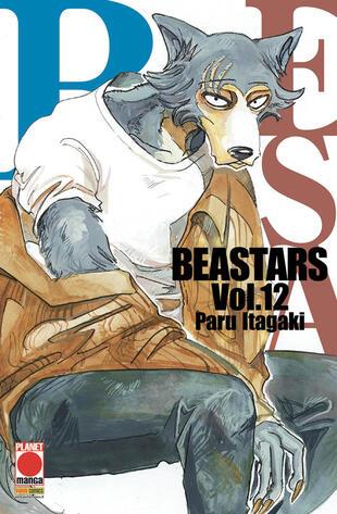 copertina Beastars. Vol. 12