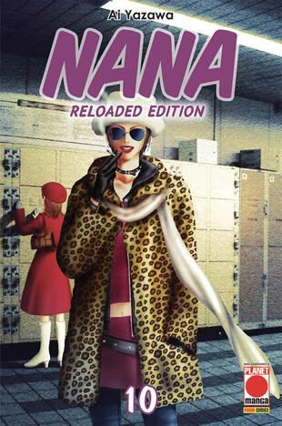 copertina Nana. Reloaded edition. Vol. 10