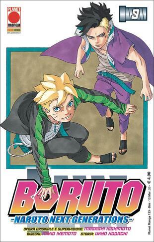 copertina Boruto. Naruto next generations. Vol. 9