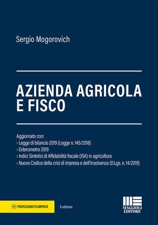 copertina Azienda agricola e fisco