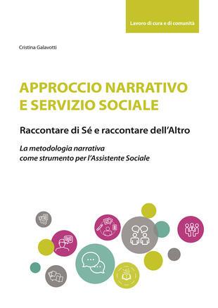 copertina Approccio narrativo e servizio sociale