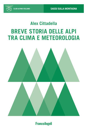 copertina Breve storia delle Alpi tra clima e meteorologia