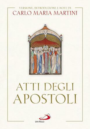 copertina Atti degli Apostoli