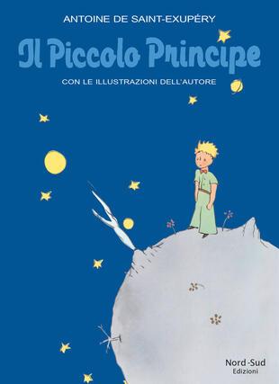 copertina Il piccolo principe edizione Natalizia