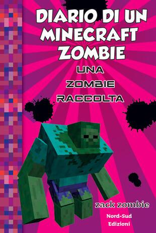 copertina Diario di un Minecraft Zombie - Una raccolta da paura