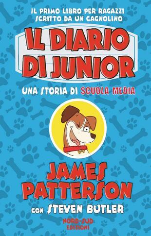 copertina Il diario di Junior