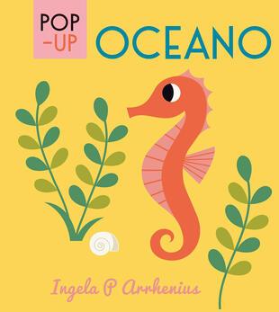 copertina Oceano - Libri Pop Up