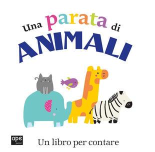 copertina Una parata di animali