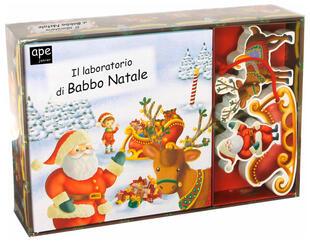 copertina Little Village - il laboratorio di Babbo Natale