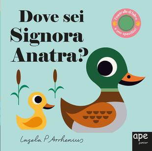 copertina Dove sei Signora Anatra?