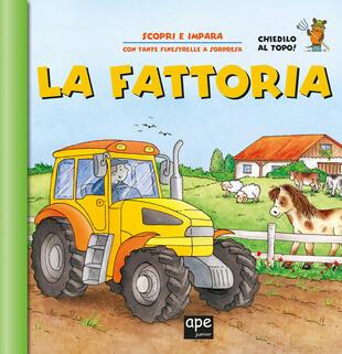 copertina Apri e scopri - La fattoria