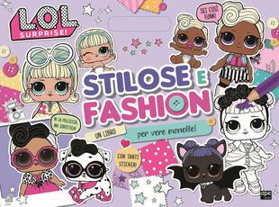 copertina L.O.L. Stilose e fashion