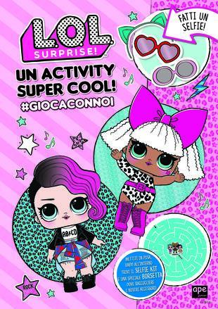 copertina L.O.L. Un activity super cool!