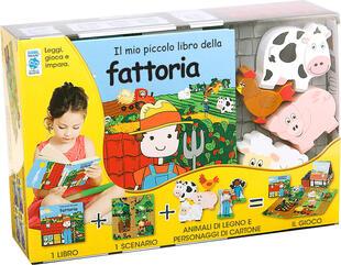 copertina Little village fattoria