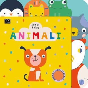 copertina Super baby - Animali