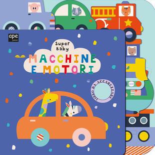 copertina Super baby - Macchine e motori