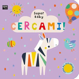copertina Super baby - Cercami