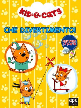 copertina Kid-e-Cats - Che divertimento!