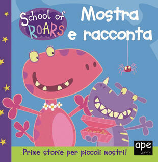 copertina School of roars - Mostra e racconta