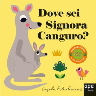 copertina Dove sei signora Canguro?