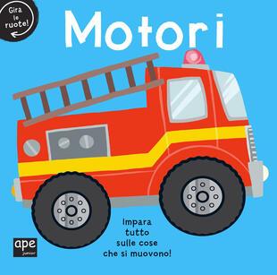copertina Gira le ruote. Motori
