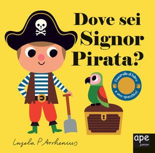 copertina Dove sei Signor pirata?