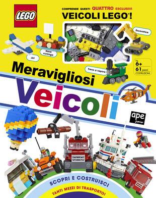 copertina Lego Meravigliosi veicoli