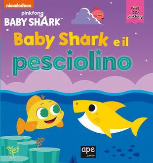 copertina Baby Shark e il pesciolino