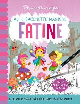 copertina Pennelli magici - Fatine