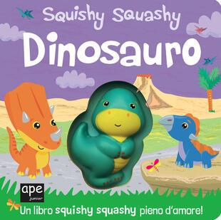 copertina Squishy Squashy Dinosauro